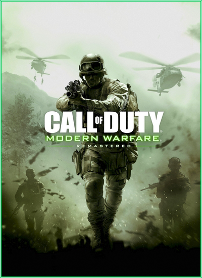 Call of Duty Modern Warfare - Remastered